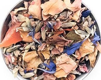 PEACH LAVENDER Herbal Tea