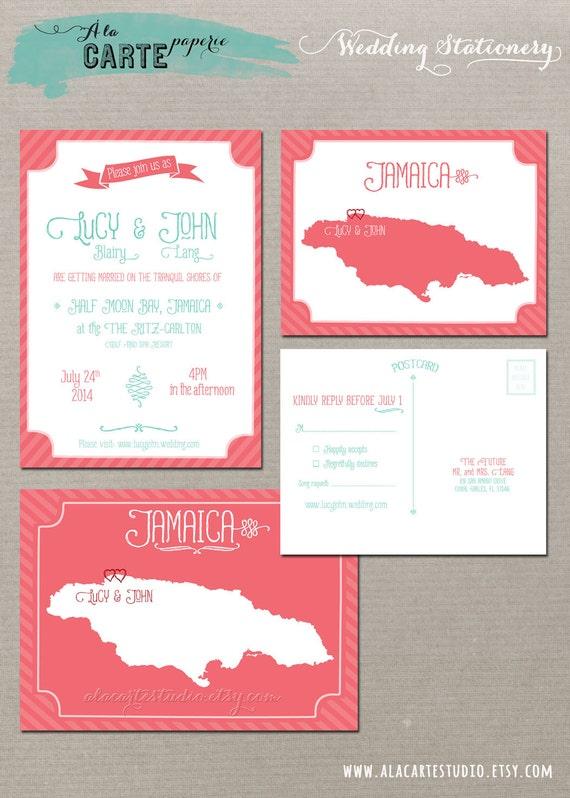 Rsvp date for destination wedding invitations