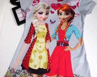 Elsa Sommer T-Shrt Tunic Longshrt gr. 146/152 for girls 10/11 years