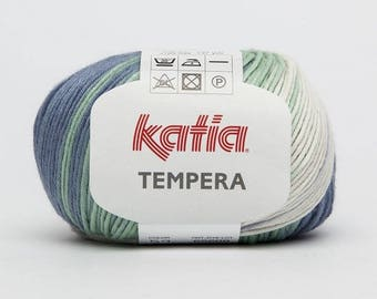 Wool Katia Tempera 59