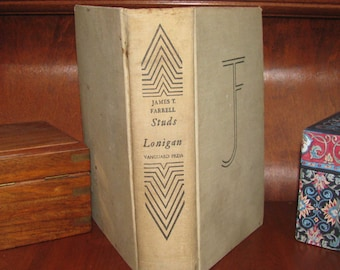 Studs Lonigan by James T. Farrell, 1935