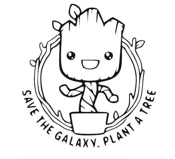 Groot svg guardians of the galaxy guardians of the galaxy