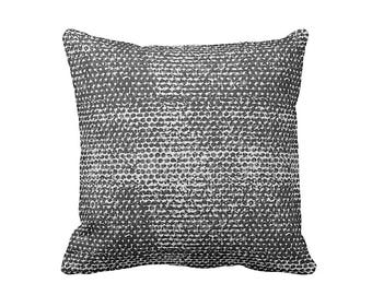 Black Pillow Cover Black Throw Pillow Covers Decorative Pillows for Couch Pillows Euro Pillows Black Accent Pillows Black Toss Pillows