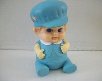 Child's 1968 baby squeeze toy