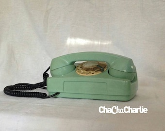 Phone STARLITE VINTAGE DESIGN Green Sea
