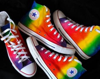vans arcobaleno scarpe