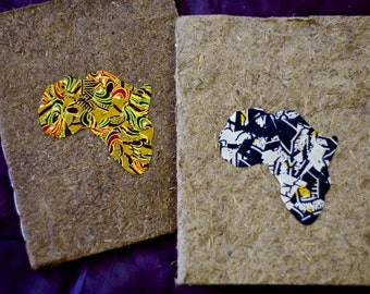 Hand-crafted Journal