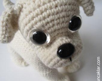Amigurumi Bulldog Pattern