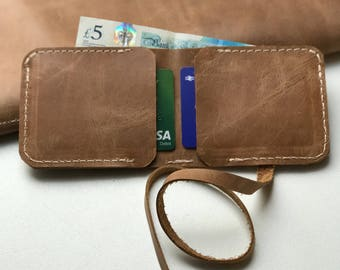 Leather Wallet,Oyster- Card Holder