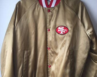 Chalkline San Francisco 49's Jacket