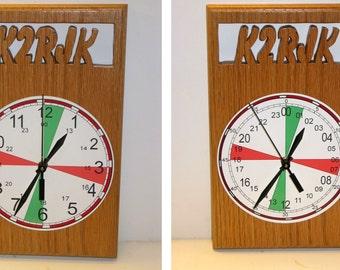 Radio Room Clock. Chelsea Clock, Chelsea Time Master