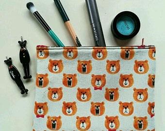 Multi-purpose bag for teddy bears