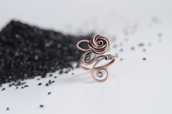 Contemporary Wire Rose Ring Ideas - Electrical Diagram Ideas - itseo ...