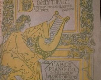 Bijou family theater 1900_1920