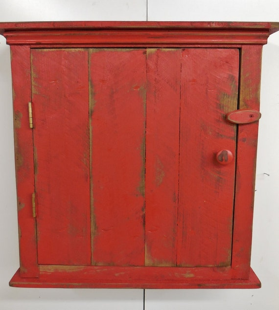 & Primitive wall cabinet Primitive kitchen cabinet Primitive