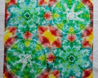 Flower Mandala Bandana