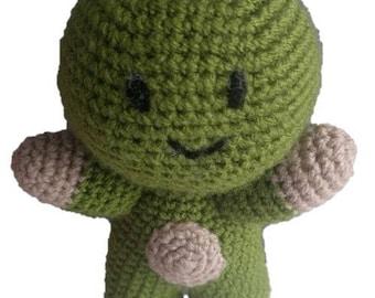 Speedy the Tortoise - Crochet Pattern (PDF)