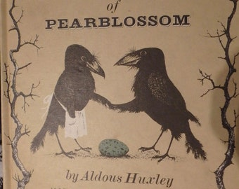 1967 edition the Crows of Pearblossom by alders Huxley