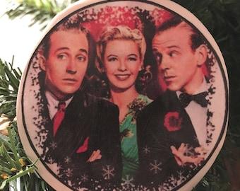 Holiday Inn Christmas Ornament