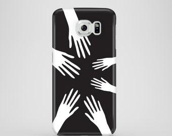 Hands Off! Samsung Galaxy S7 case / Hands Samsung Galaxy S6, S6 Edge, S5, iPhone X, iPhone 8, 8 Plus, iPhone 7, iPhone 6/6S, iPhone 5/5S, SE