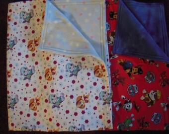 Paw Patrol Baby/Toddler/Nap Blanket