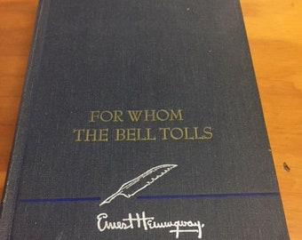 For Whom The Bells Tolls - Ernest Hemingway - 1968