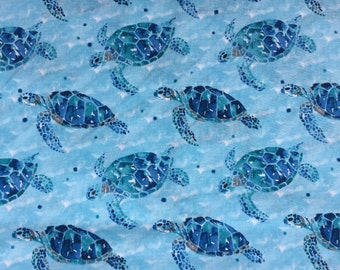 Sea Turtle Bandana
