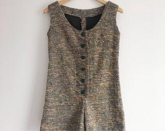 Vintage Woolly Playsuit