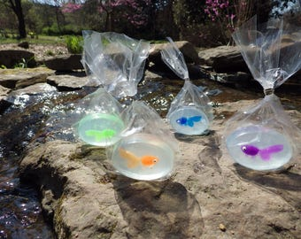25 Count Fish-in-a-Bag Soap -Bulk Pricing