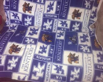 University of Kentucky weighted blanket