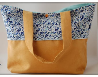 Made to order * Liberty (non-contractual) tote bag