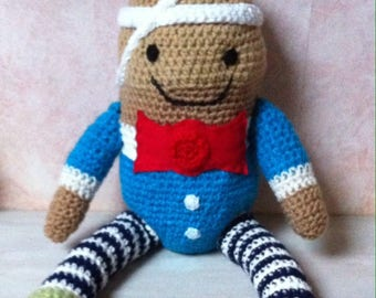 humpty dumpty Amigurumi crochet blanket