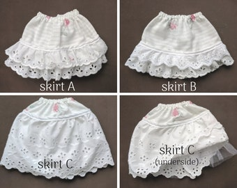 BJD petticoat for YoSD, MSD, SD