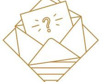 Mystery Envelope of embellishments