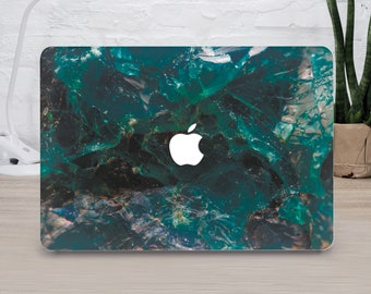 Green Marble Macbook Case Macbook Pro Case Macbook Air Hard Case Macbook 12 Inch Case Macbook 13 Inch Case Laptop Case Pro Retina AND2014