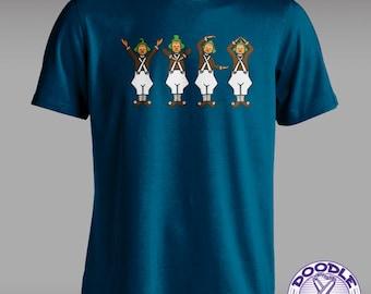 Oompa Loompa YMCA - Willy Wonka T-shirt