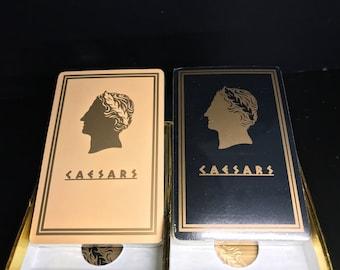 Caesars Playing Cards