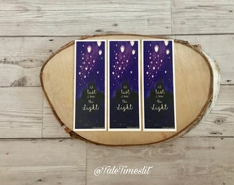 At Last I see the Light bookmark