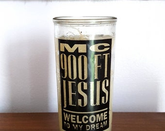 Vintage MC 900 Ft. Jesus Welcome to my Dream Candle