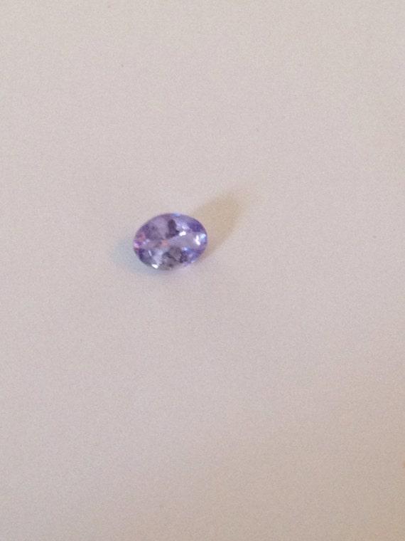 3 x 4 mm Iolite Oval Cut