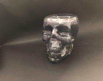 Skull Candle / Crystal Head Vodka Candle / Crystal Head Skull Vodka BOTTLE Soy Candle/759ML
