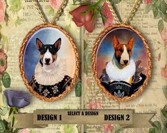 English Bull Terrier Jewelry Bull Terrier Pendant Bull Terrier Gift Bull Terrier Charm Bull Terrier Lover Custom Dog Jewelry Nobility Dogs