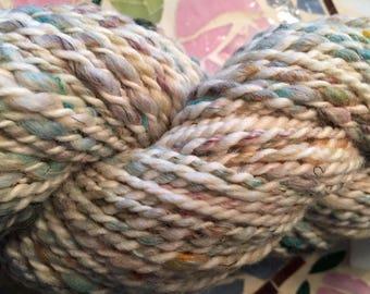 Handspun Tweed Yarn