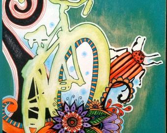 Art Card - Cycles of Life by Aimee Babneau