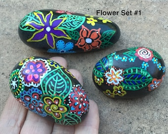 Painted Rock Sets