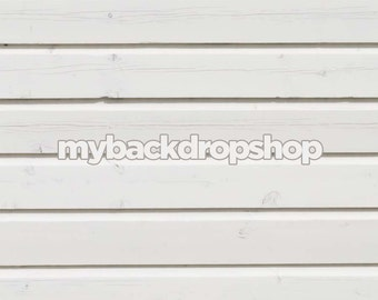 2ft x 2ft White Wall Product Photography Backdrop or Portable Wood Floor Mat -  Item 576
