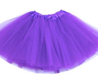 Girls tutu, tutu,  purple tutu