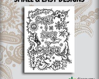 Small & Easy Design Book