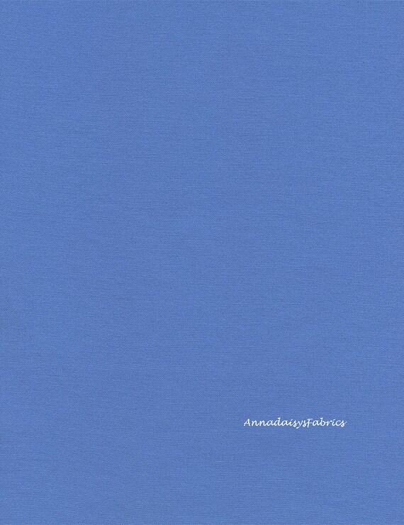 Azure Blue Quilt Fabric Timeless Treasures Soho Solids Azure