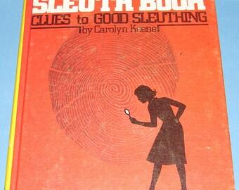 Nancy Drew Sleuth Book 1979